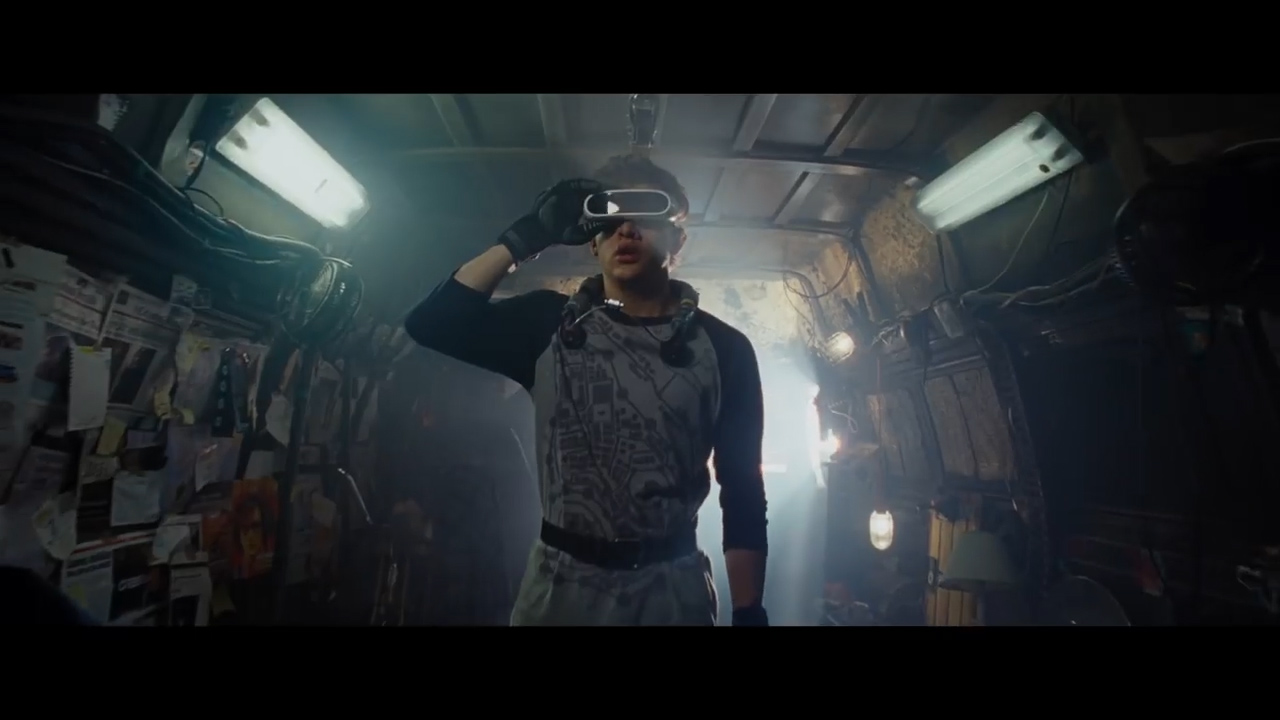 READY PLAYER ONE - Official Trailer 1 [HD].00_01_16_13.Still010