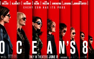Oceans 8 banner