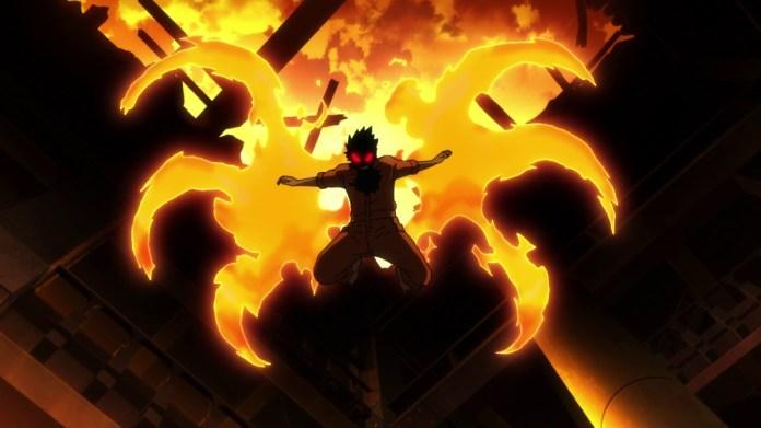 anime where weak mc becomes strong