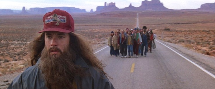Is Forrest Gump a true story? Is the 1994 film based on real life?