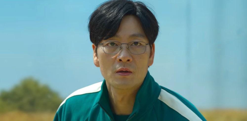 Cho Sang-woo personality type