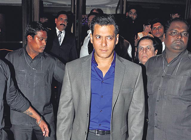 Salman Khan bodyguards