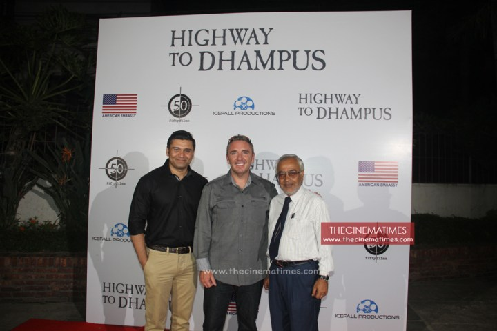 Hollywood cinema Highway to Dhampus special screening -2 thecinematimes.com