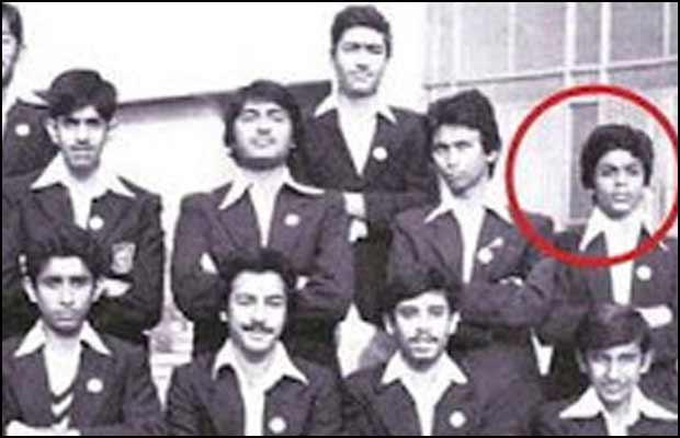 Shah Rukh Khan old photos 6