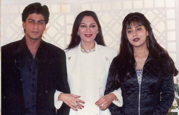 Shah Rukh Khan old photos 7