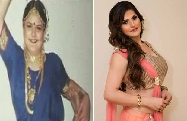 Bollywood actress Zareen Khan before and after - thecinematimes.com