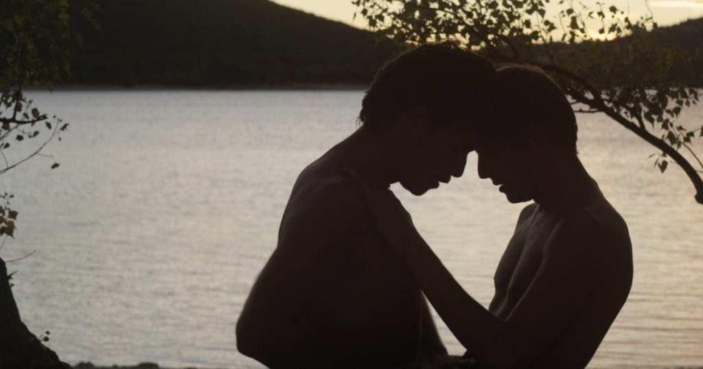 Stranger by the Lake film still