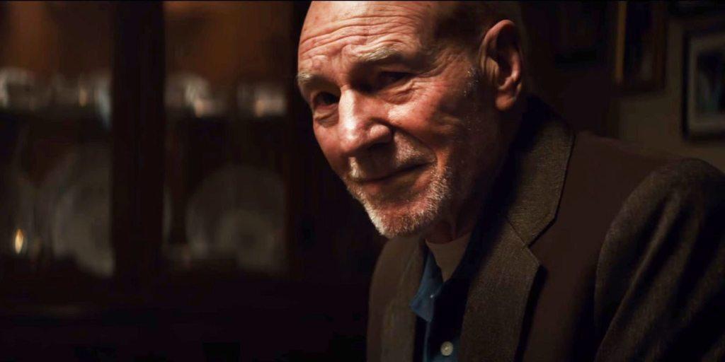 Professor X in Logan
