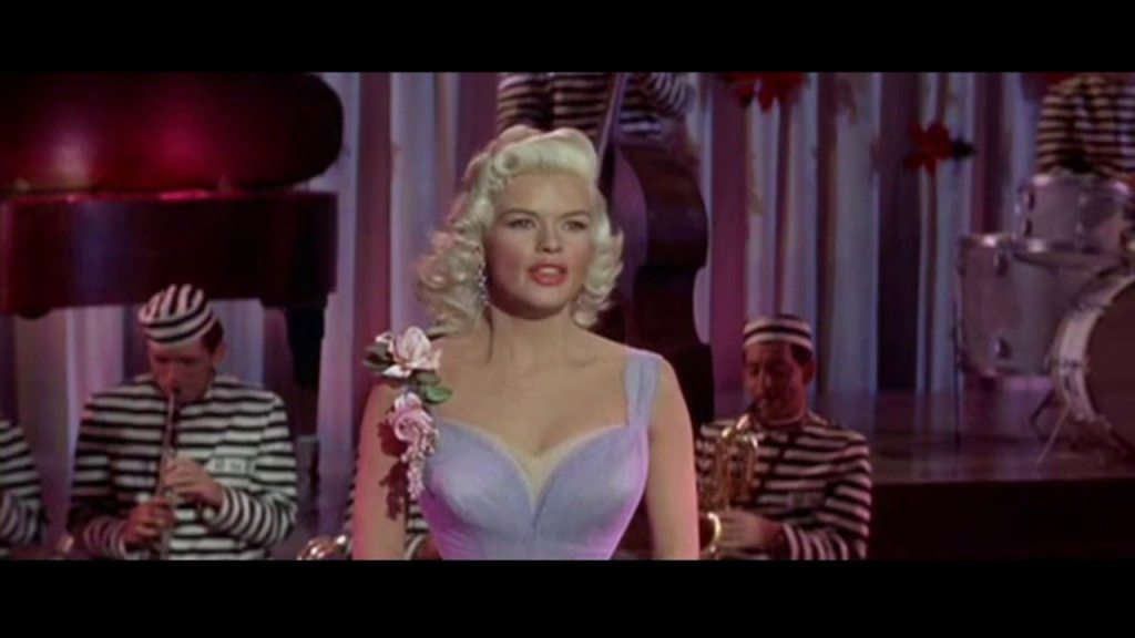 Jayne Mansfield in The Girl Can't Help It