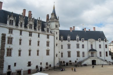 Château of the Dukes of Brittany
