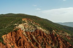 Mountain landcape