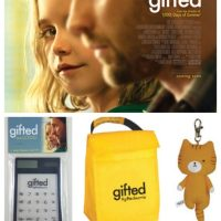 Enter To Win Our Gifted Movie Swag Giveaway!