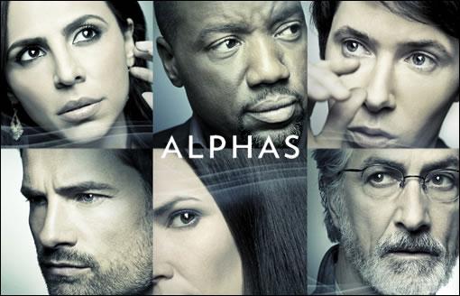 """La saison 2 de """"Alphas"""" commence demain soir sur SyFy"""