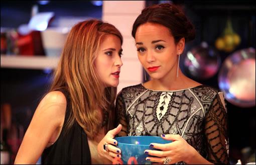 Kate et Molly... on se demande parfois comment elles peuvent être amies ^^;