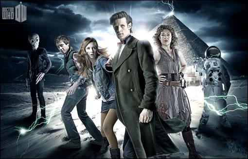 Nuit Doctor Who sur France 4 - Les 4 premiers épisodes inédits de la saison 6