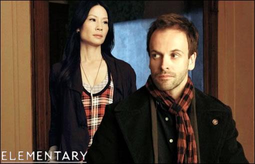 Joan (!) Watson et Sherlock Holmes version CBS - Elementary