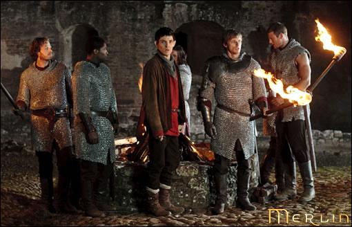 Merlin, Arthur et nos beaux chevaliers ^^