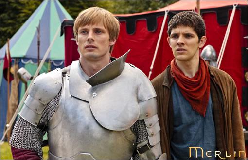 Merlin & Arthur, un duo efficace !