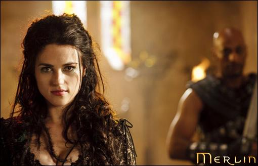 Morgana a beaucoup changée au court de la série !