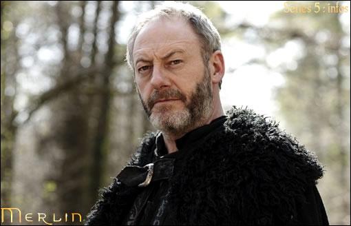 Liam Cunningham (Game of Thrones) nouveau venu - Merlin : Infos Series 5