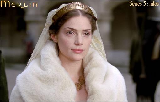 La Princesse Mithian (Janet Montgomery) sera de nouveau de la partie