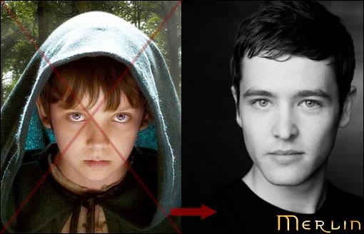 Mordred prend de l'âge ! Asa Butterfield laisse sa place à Alexander Vlahos pour le rôle.