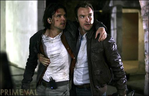 Connor et Matt en bien mauvaise posture