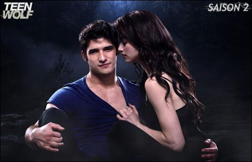 """Photo promo """"sexy"""" pour la saison 2 de Teen Wolf qui commence le 3 juin"""