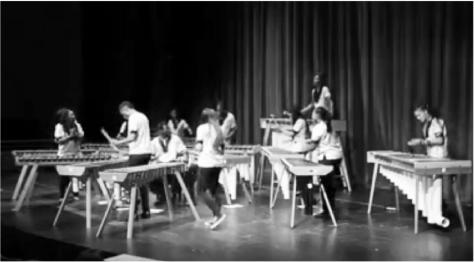 Maru-a-Pula Marimba Band Comes to Groton