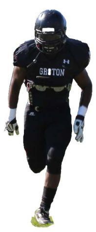 Athlete of the Issue: Rashawn Grant