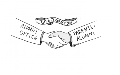 A Look into Groton's Alumni Office