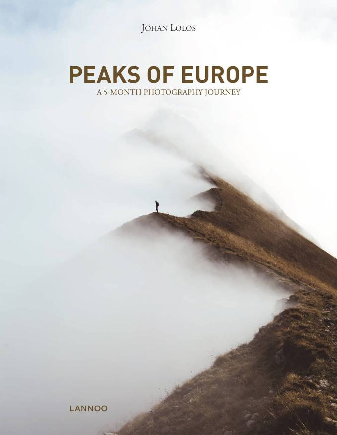 PEAKS OF EUROPE - cover - credit photo @johanlolos