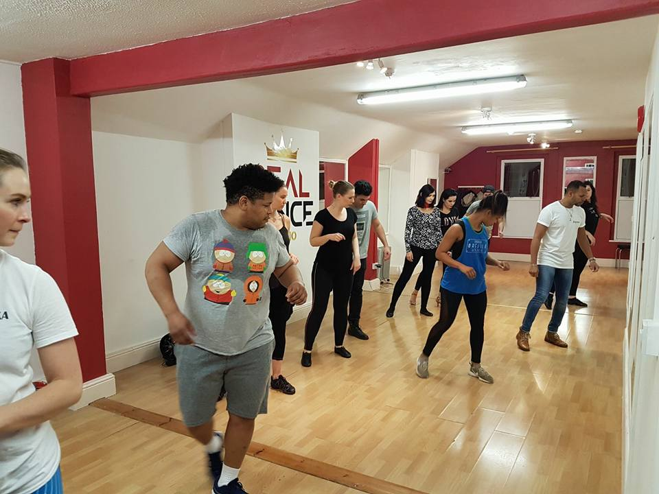 The Real Dance Studio