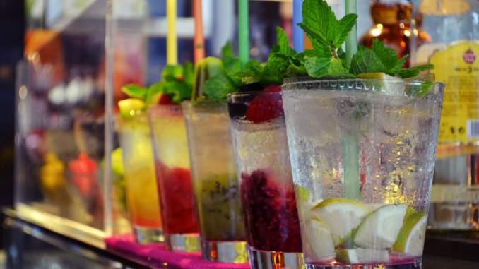 Drinks. Photo Credit: arigrumelli
