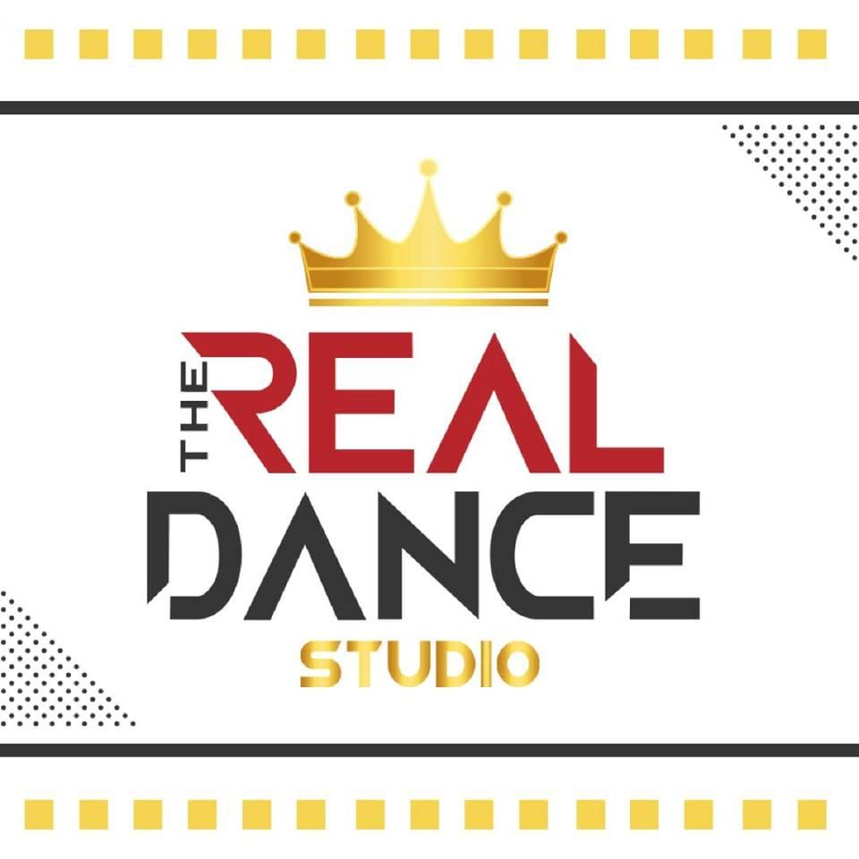 The Real Dance Studio Logo