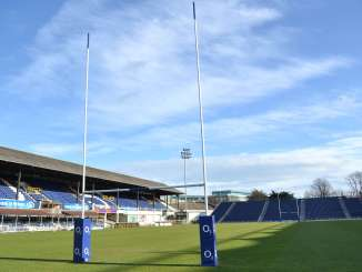 The posts at the RDS. Photo credit: Sean Lynch.