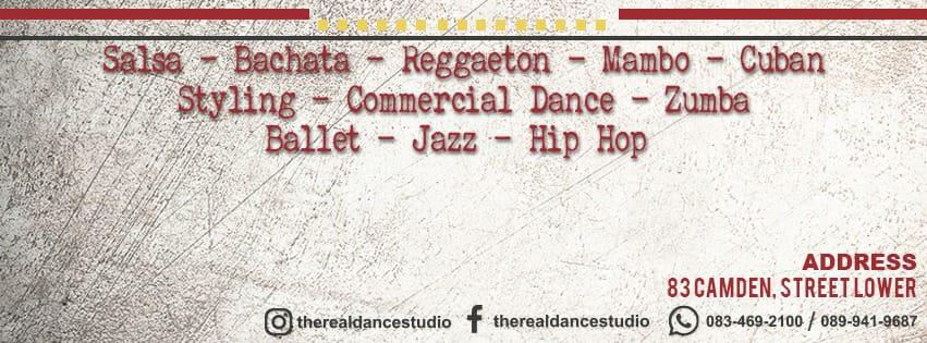 The Real Dance Studio classes