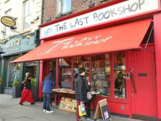 The Last Bookshop. Image credit: Stine Ødegård