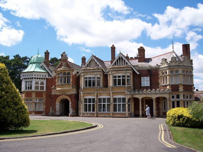 Bletchley Park - Draco2008 (flickr)