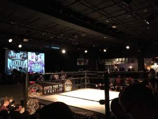 OTT Wrestling at the Tivoli Theatre
