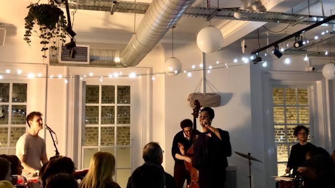 London's Hidden Jazz Club (Abigail Malone)