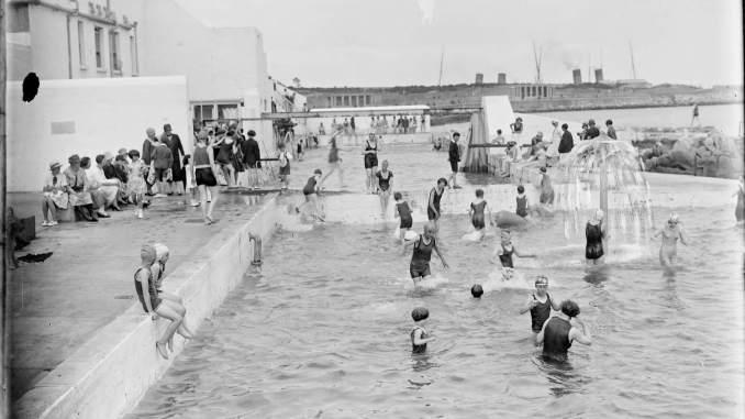Dun Laoghaire Baths