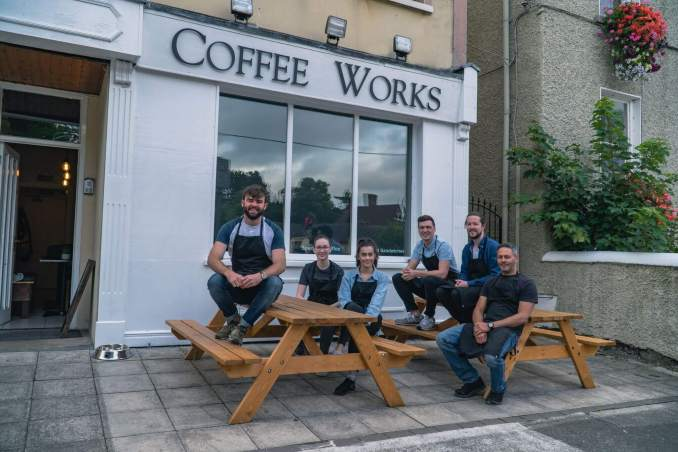 Coffee Works team