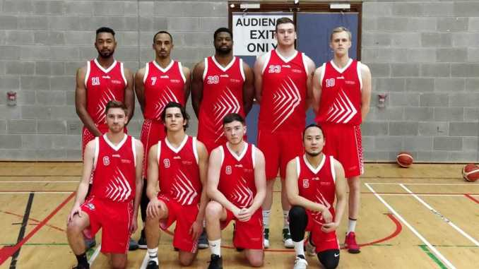 Griffith College basketball team