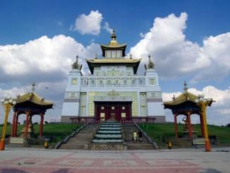 Kalmykia Buddhism