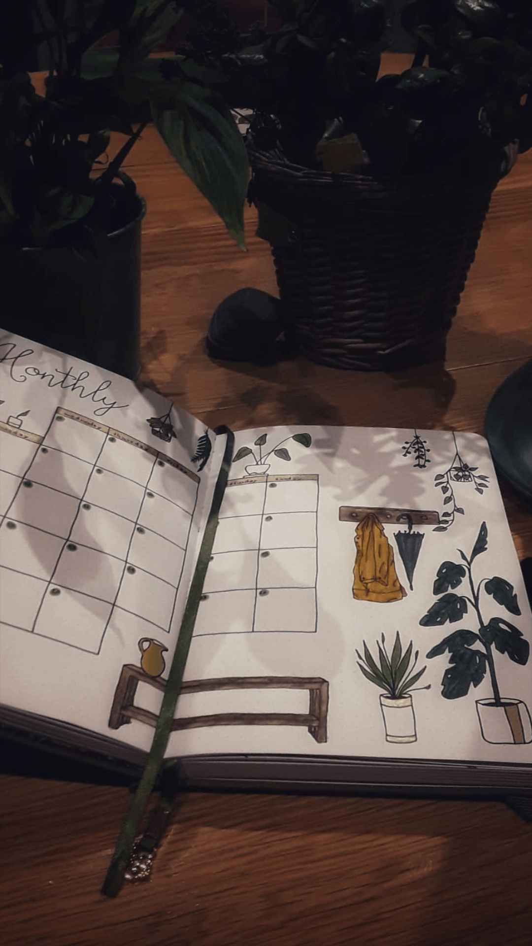 April Monthly by Lea Heming