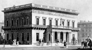 The Athenaeum Club in 1830