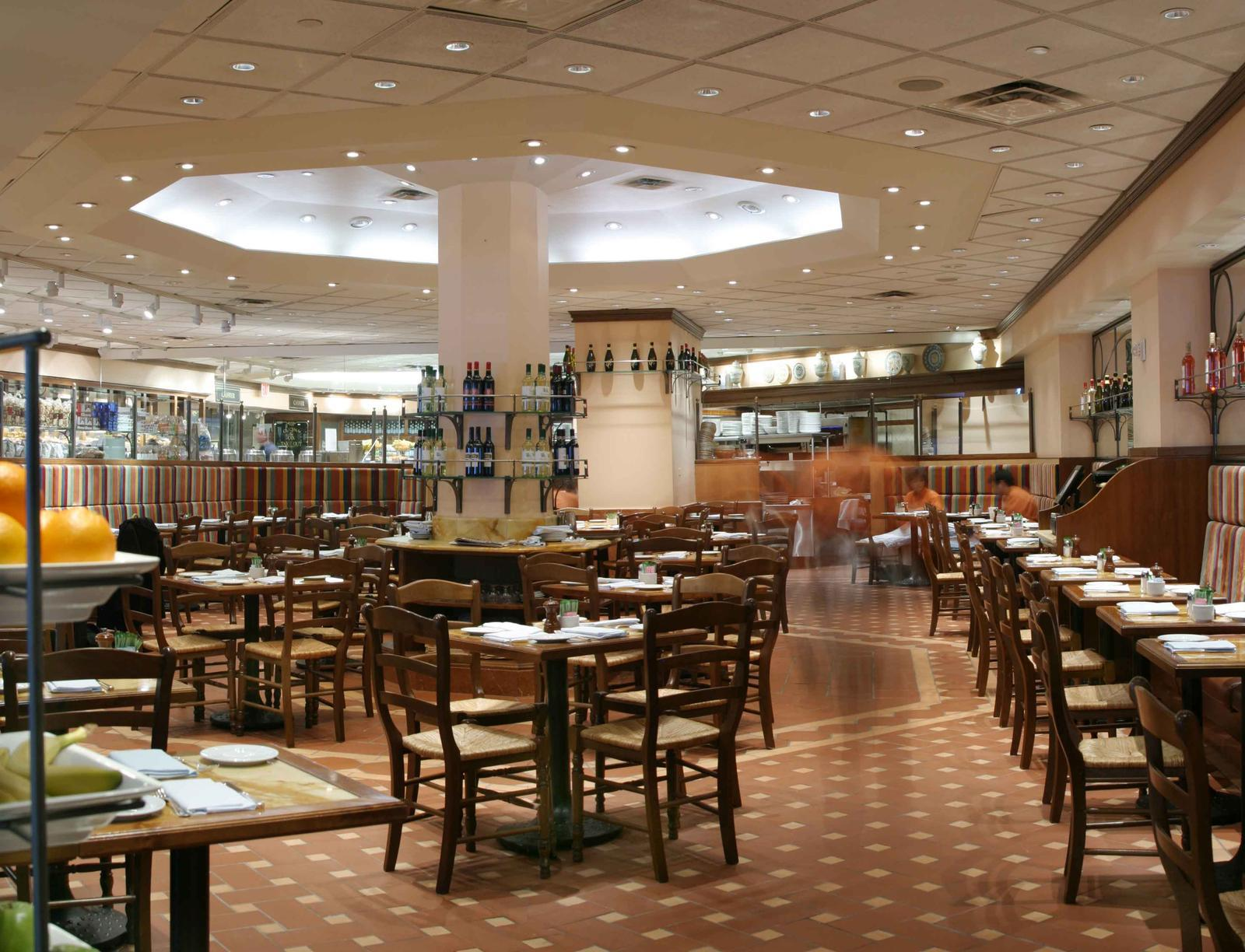 Cucina  Co at Rockefeller Center  Mediterranean Cuisine in NYC  Citiview Travel Guide