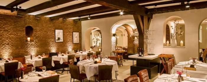 Franse restaurants in Amsterdam