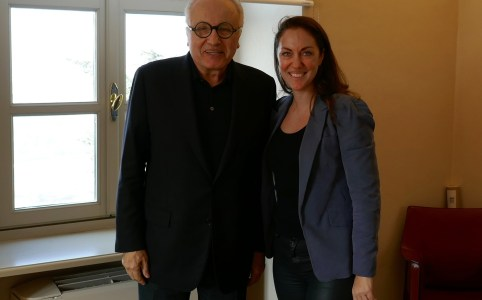 Een bijzondere ontmoeting met Angelo Gaja
